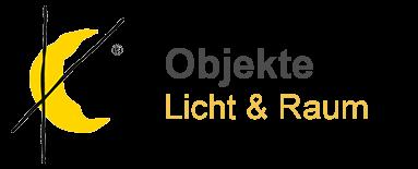 Logo - Objekte Licht & Raum GmbH in Hamburg