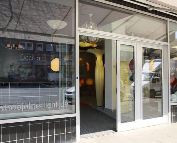 Unternehmensstandort Objekte Licht & Raum GmbH in Hamburg